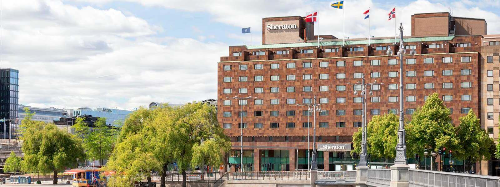 Website Accessibility - Sheraton [Stockholm] Hotel